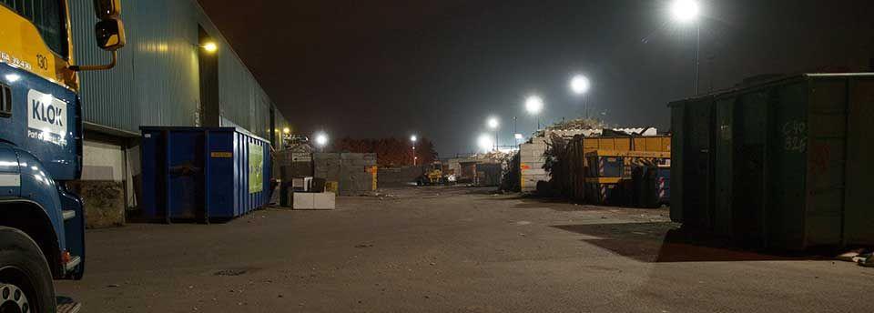 Klok Containers Rotterdam